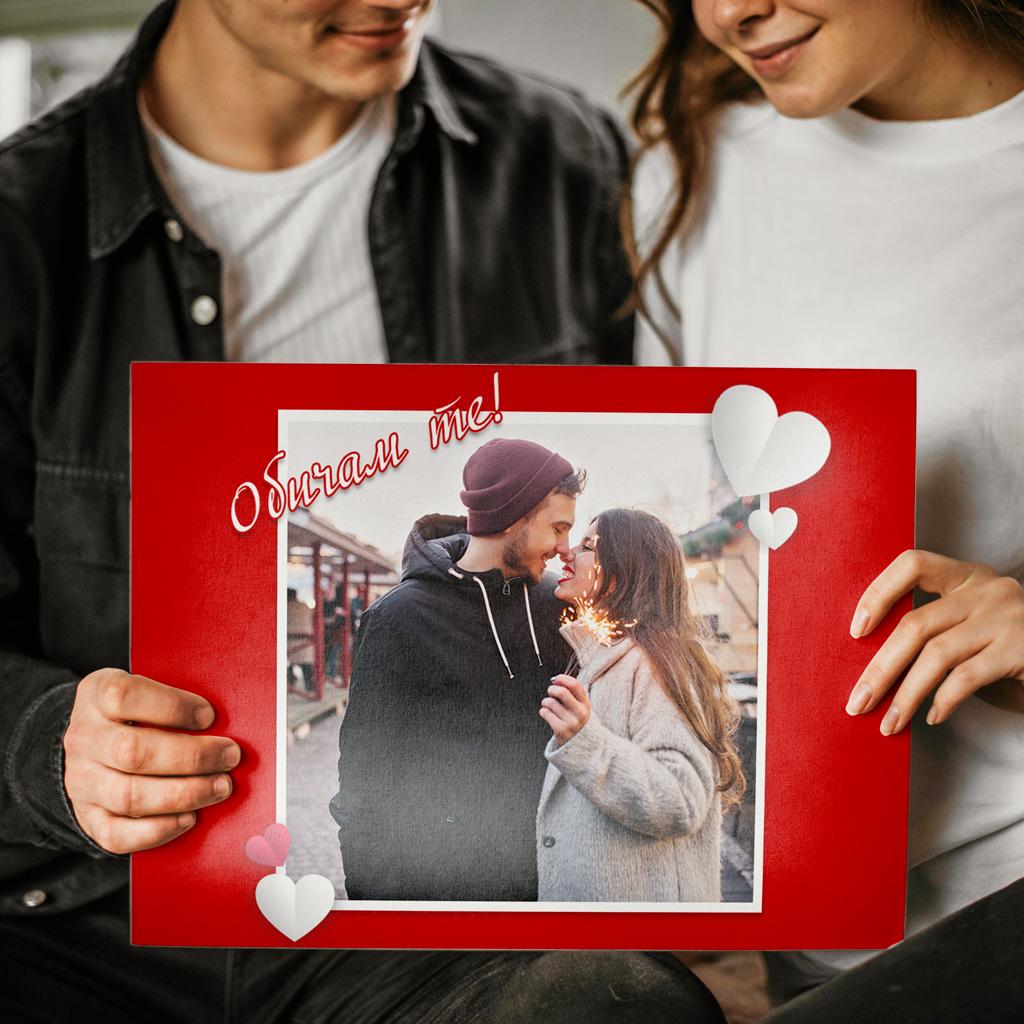 10 идеи за оригинални подаръци за Свети Валентин