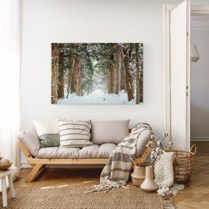 Картина Снежна Гора