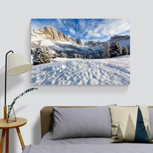 Картина Бяла Планина