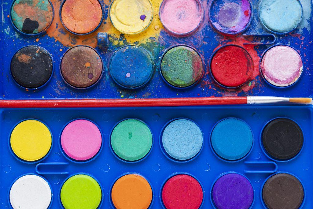 Ролята на цветовете в живота и дома