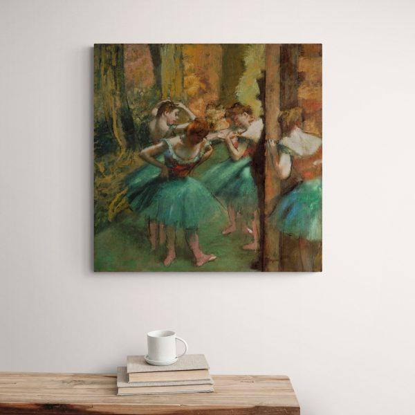 tanciori,rozovo,zeleno dega