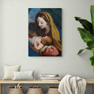 Картина Богородица и младенеца