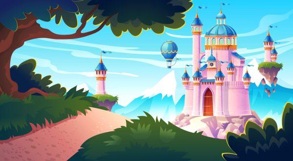 Долината на розовия замък