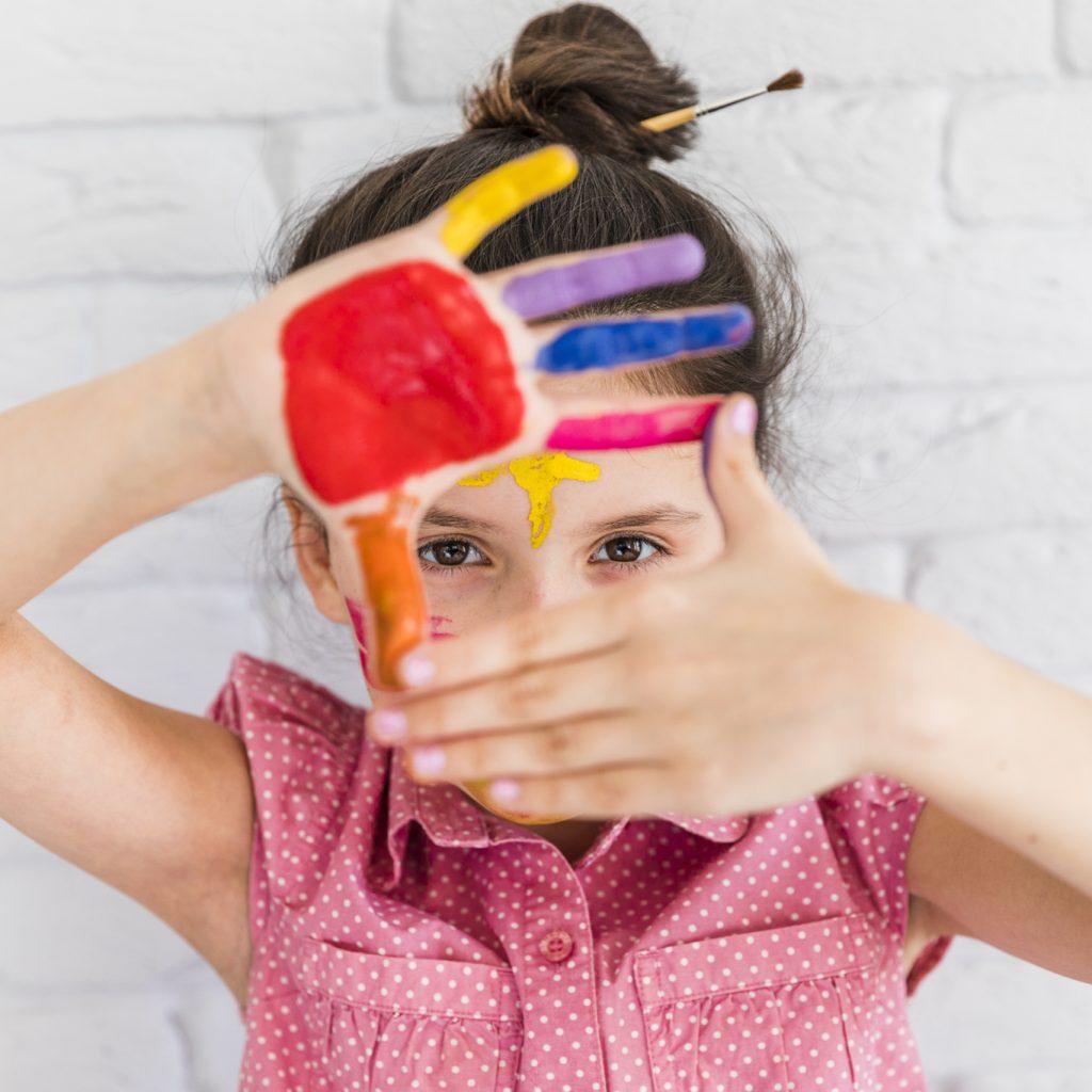 Как цветът на детската стая влияе върху поведението на децата?