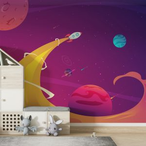 Детски Фототапет - Космос