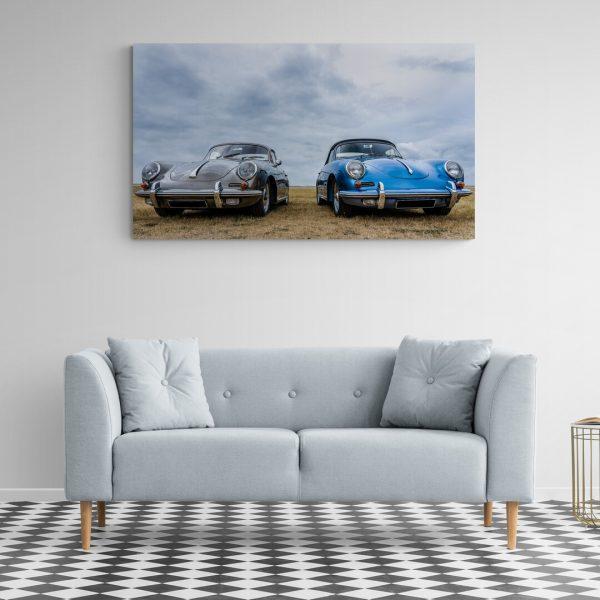kartina-s-retro-avtomobili-porsche