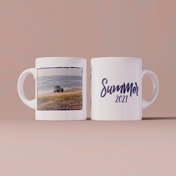 Чаша със снимка. Лято 2021